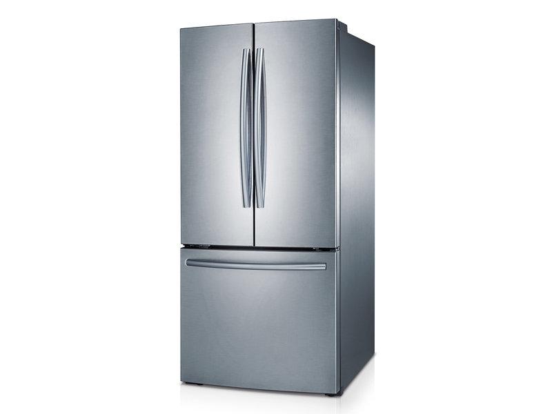 Rf220nctasr 30 Inch 22 Cu Ft Frech Door Refrigerator Samsung Us
