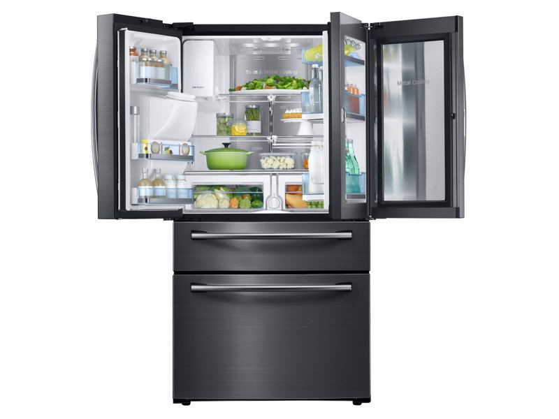 refrigerator 10 cu ft. 28 cu. ft. 4-door french door food showcase refrigerator 10 cu ft 2