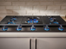 "Thumbnail image of 30"" Gas Chef Collection Cooktop with 22K BTU Dual Power Burner (2017)"