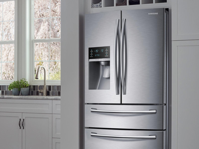 4-Door French Door Refrigerator & 28 cu. ft. 4-Door French Door Refrigerator Refrigerators ...