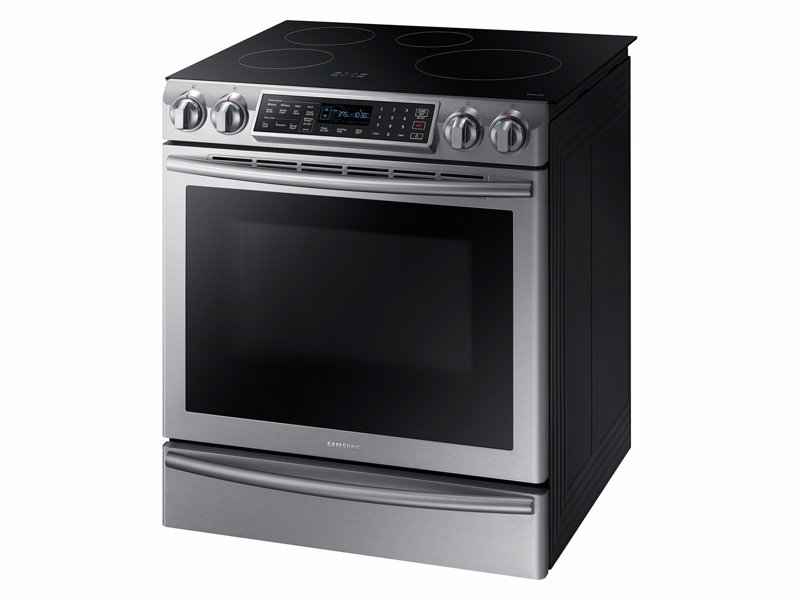 5 8 cu ft slide in induction range with virtual flame ranges rh samsung com Samsung Induction Range Recall samsung induction range instruction manual
