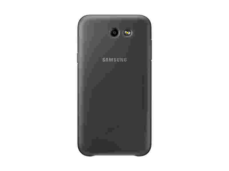 Galaxy J3 (2017) Protective Cover, Black