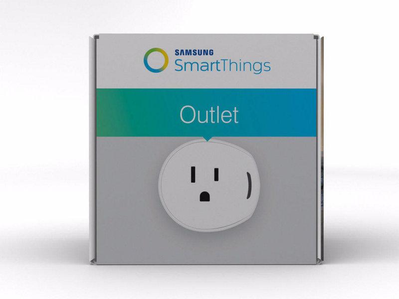 Resultado de imagen para SmartThings Outlet