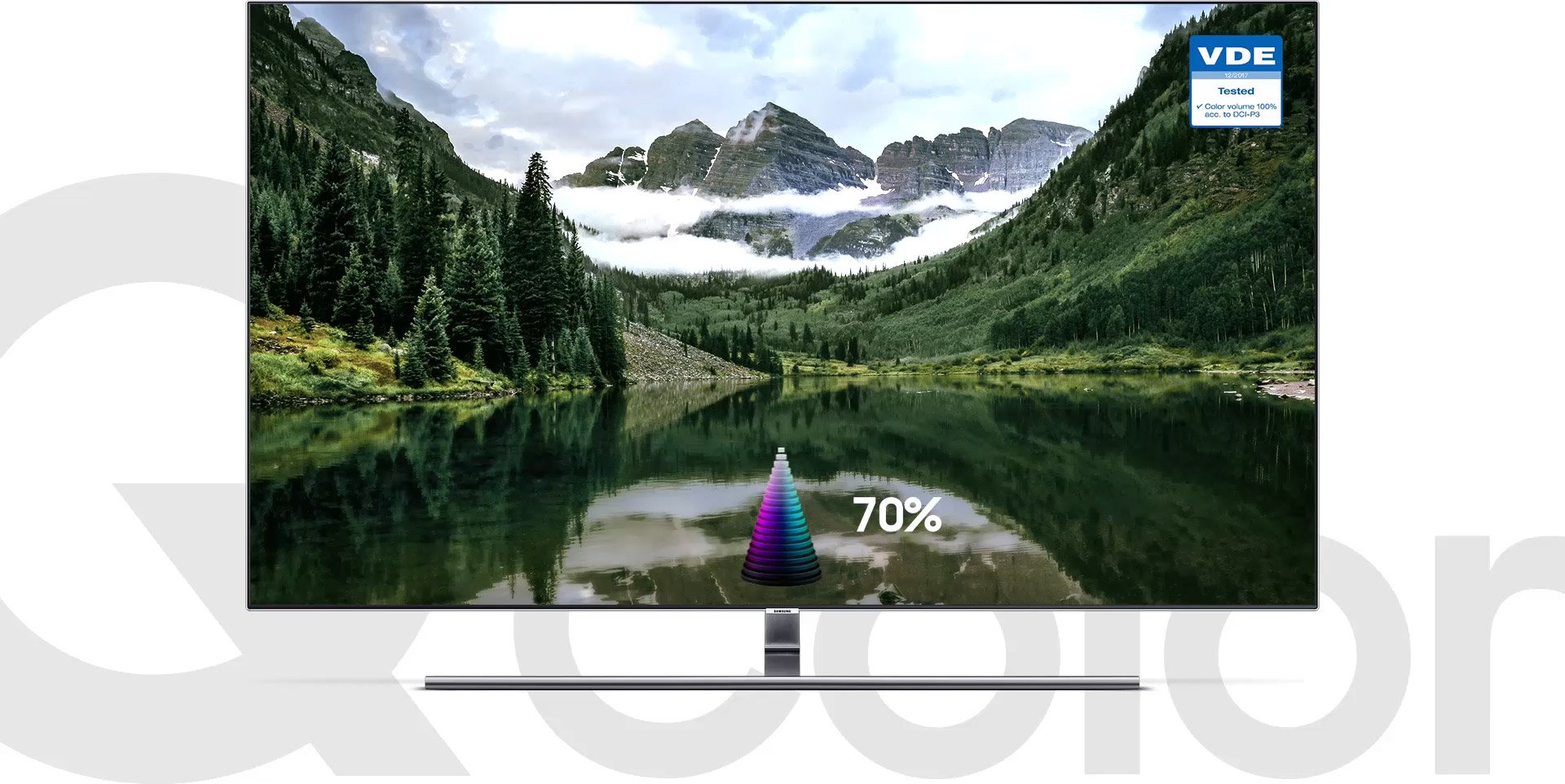 2018 QLED Q Picture – Purest picture in real condition   Samsung US