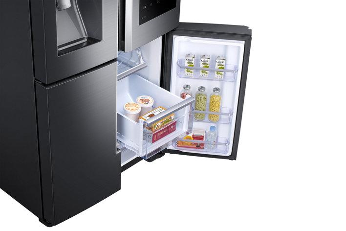 28 cu ft capacity 4 door flex refrigerator with family hub rh samsung com Samsung Owner's Manual Samsung Refrigerator Troubleshooting Guide
