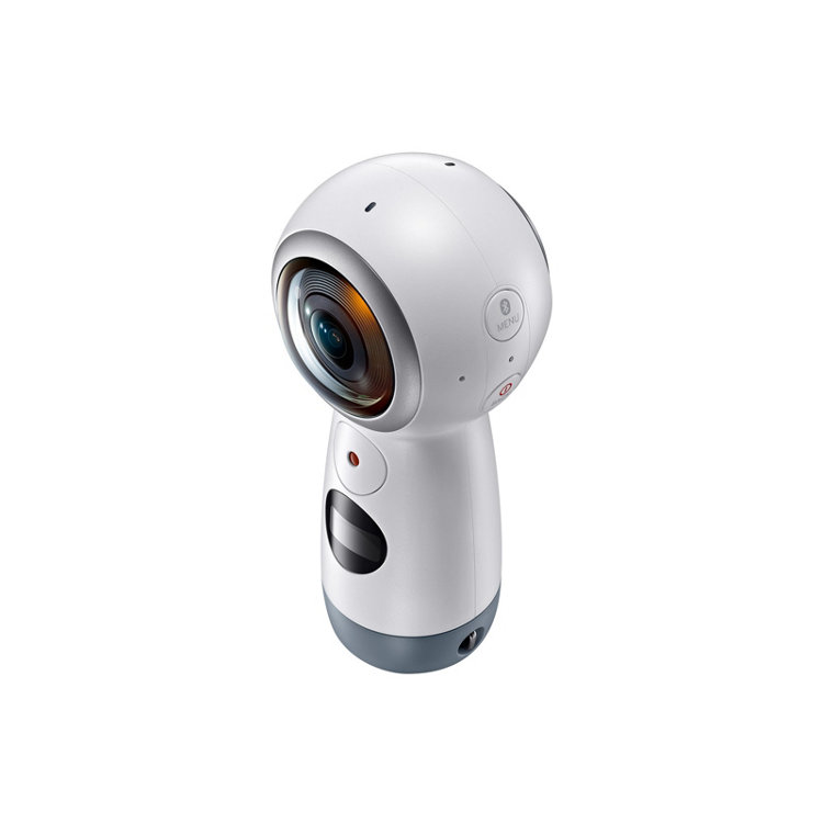 Samsung Gear 360 Virtual Reality Camera Front View