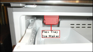 Ice Maker Reset Button Location