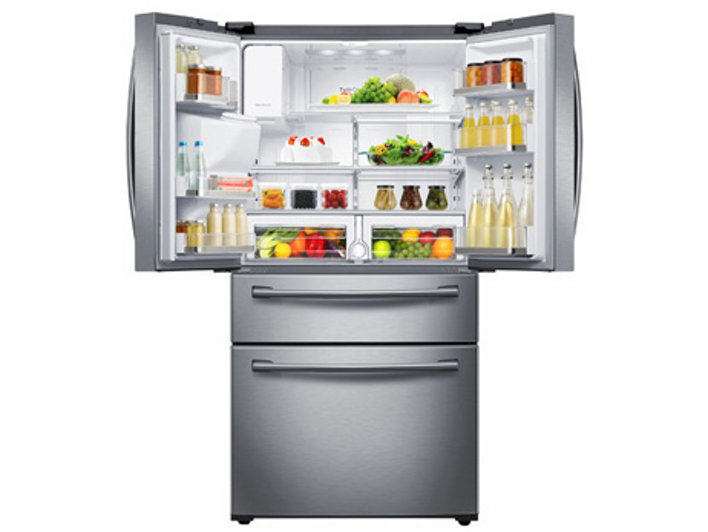 28 Cu Ft 4 Door French Door Refrigerator Refrigerators