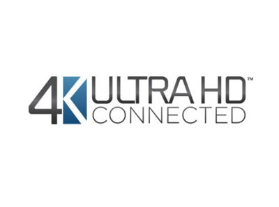4K ULTRA HD CONNECTED