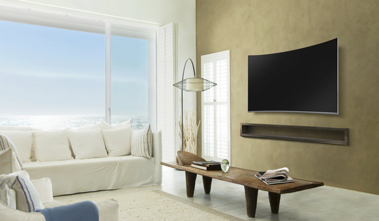 """65"""" Class MU8500 4K UHD TV TVs UN65MU8500FXZA"""