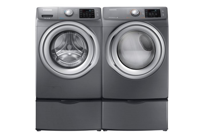 Superior Washing Machine With Dryer Part - 9: Perfect Pair