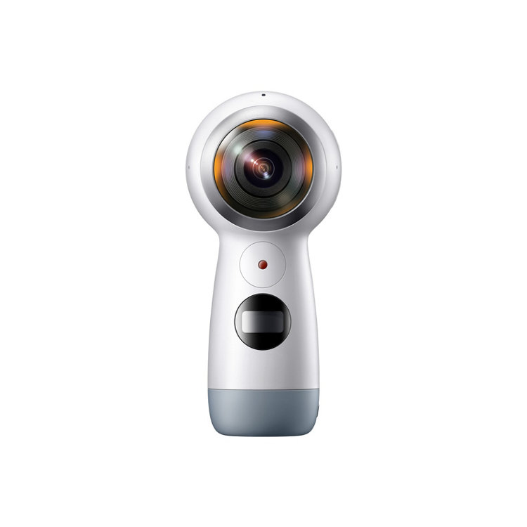 Samsung Gear 360 Virtual Reality Camera Top View