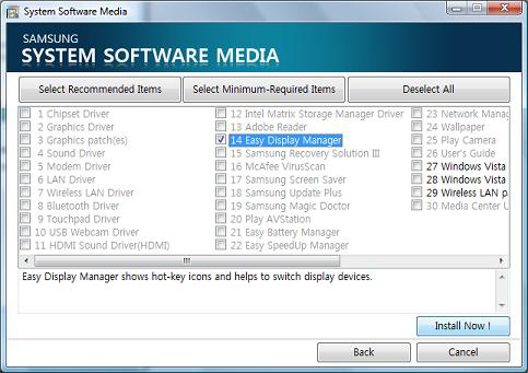 Uninstall And Reinstall Easy Display Manager