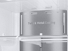 Thumbnail image of 22 cu. ft. Counter Depth 4-Door French Door with 21.5 in. Connected Touch Screen Family Hub™ Refrigerator