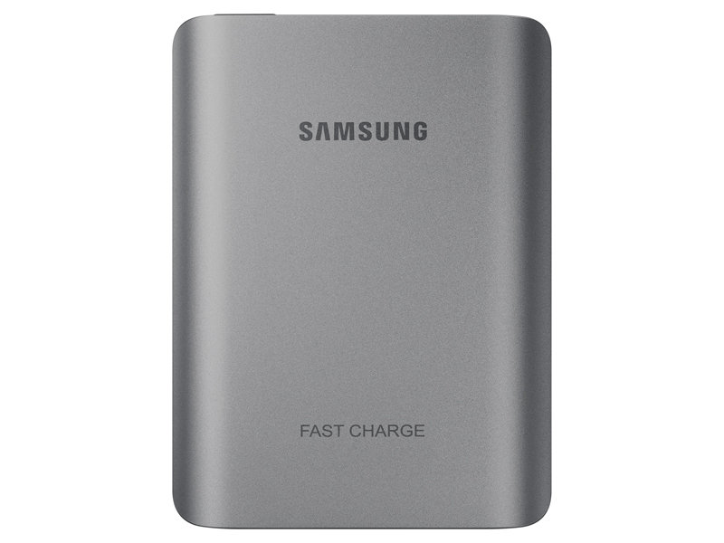 10.2A USB-C Battery Pack, Dark Gray