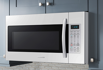 Microwave Turns On By Itself