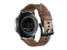Thumbnail image of Gear S3 Tuscany Leather Strap (22mm), Dark Brown