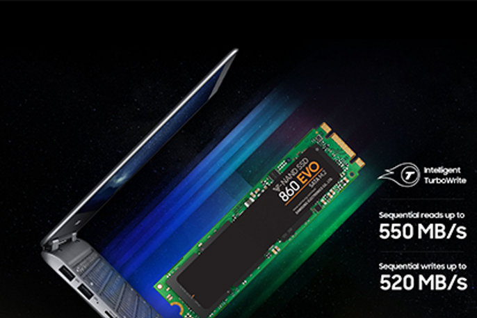 ssd read write speed