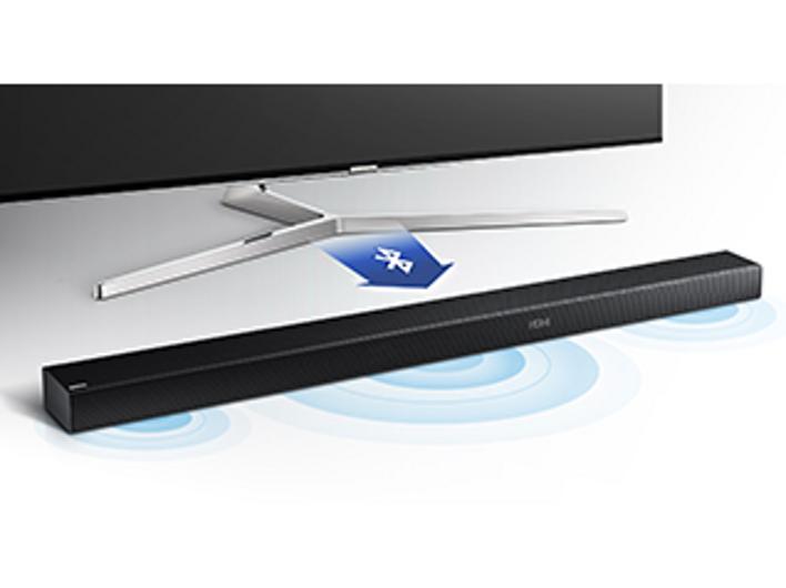 hw k450 soundbar w wireless subwoofer home theater hw k450 za rh samsung com