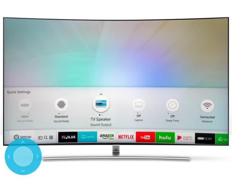 Setting Audio Output Channel - QLED TV Tips