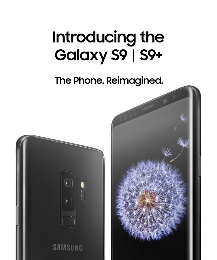 galaxy s9 for business