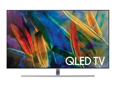 75 Class Q7F QLED 4K TV TVs QN75Q7FAMFXZA Samsung US