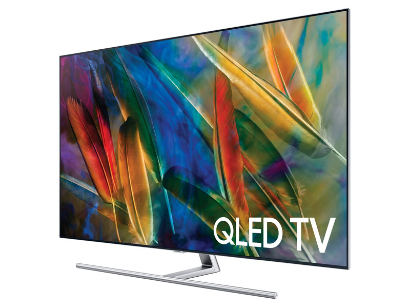 55u201d Class Q7F QLED 4K TV 55