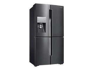 23 cu ft Counter Depth 4Door Flex Refrigerator with FlexZone