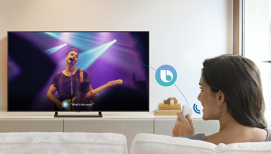Voice assistant on your Smart TV