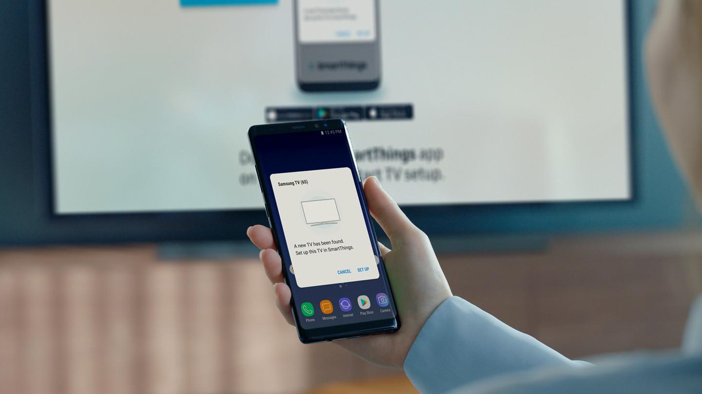 Samsung Smart TV | Unbox and set up your smart TV | Samsung US