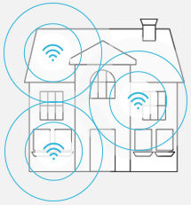 Connect home smart home wi fi automation system samsung us large homes ccuart Gallery