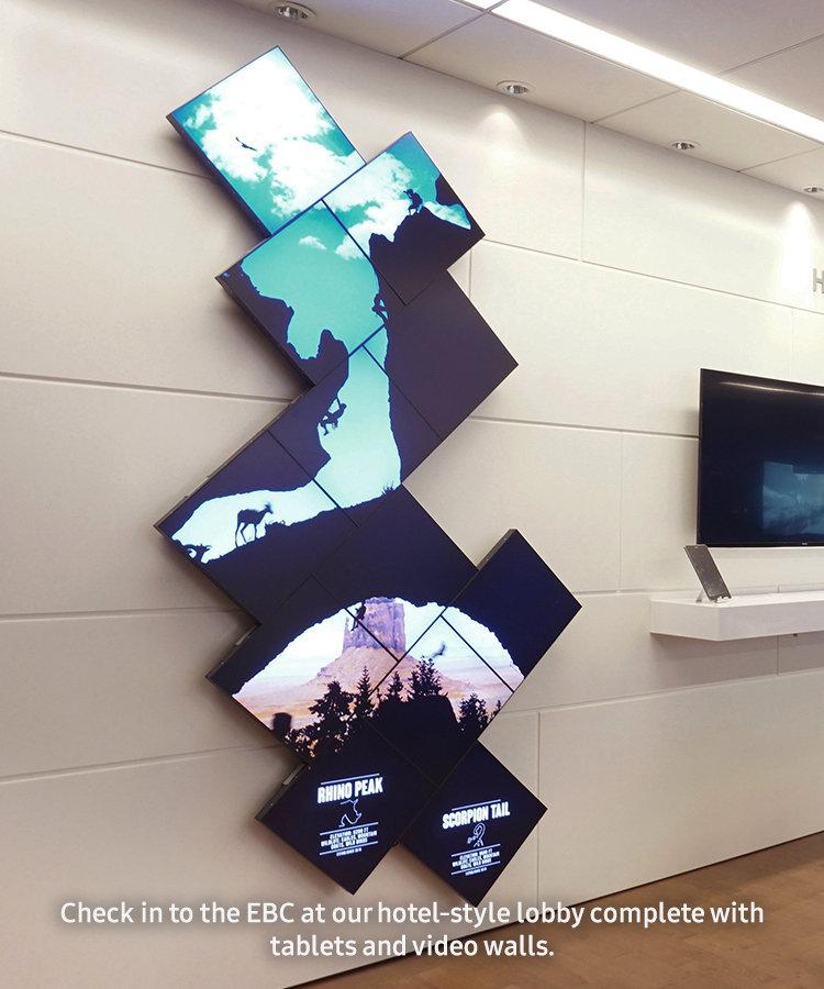 Samsung S Ridgefield Park Nj Executive Briefing Center Samsung Business