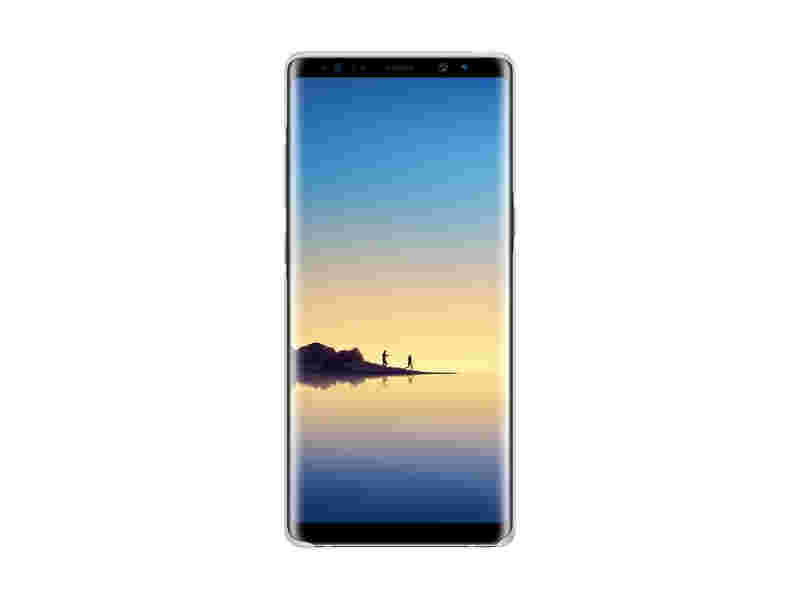 Galaxy Note8 Protective Cover, Transparent