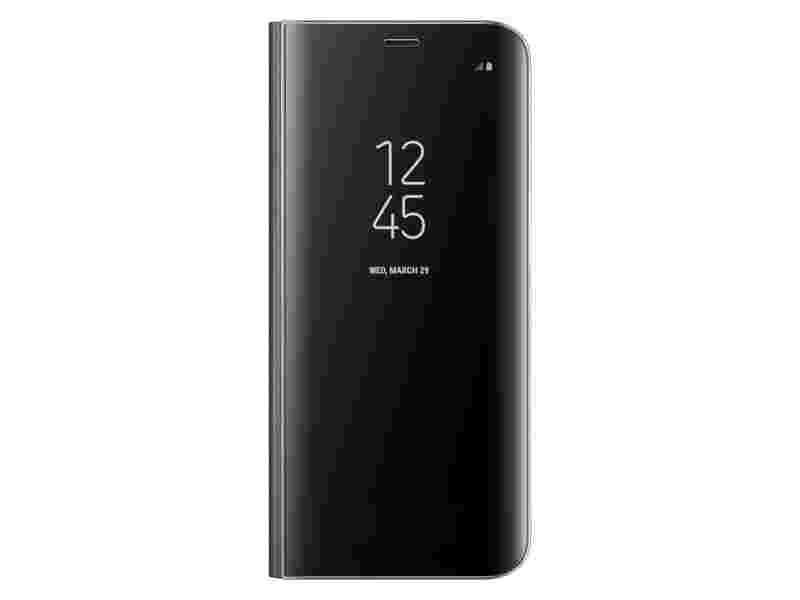 Galaxy S8 S-View Flip Cover, Black