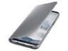 Thumbnail image of Galaxy S8+ S-View Flip Cover, Silver
