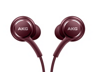 Thumbnail image of Samsung Earphones Tuned by AKG, Burgundy