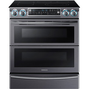 electric ranges official samsung support