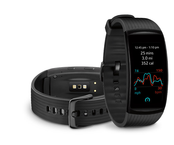 Continuous heart rate tracking