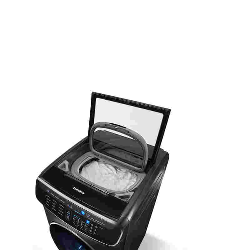 Samsung 2 In 1 Washing Machines Front Load Amp Top Load