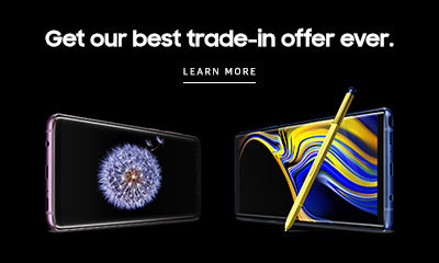 Samsung Trade-in: Save on the Galaxy S9 & Galaxy Note9 | Samsung US
