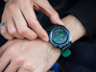 Thumbnail image of Hybrid Sport Band for Galaxy Watch 42mm & Gear Sport, Green