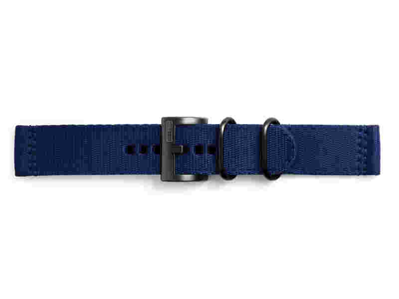 Field Textil Band for Galaxy Watch 46mm & Gear S3, Navy