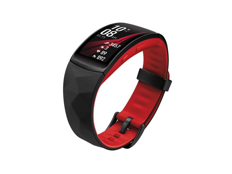 Gear Fit2 Pro (Small) Red