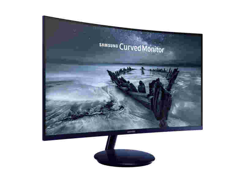 """27"""" CH580 Curved Monitor"""