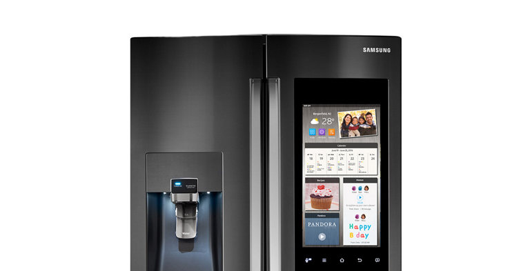 Samsung Refrigerators, One Of Many Kitchen Appliances From Samsung