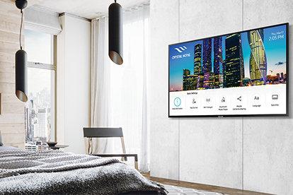 Truyền hình khách sạn 4K UHD