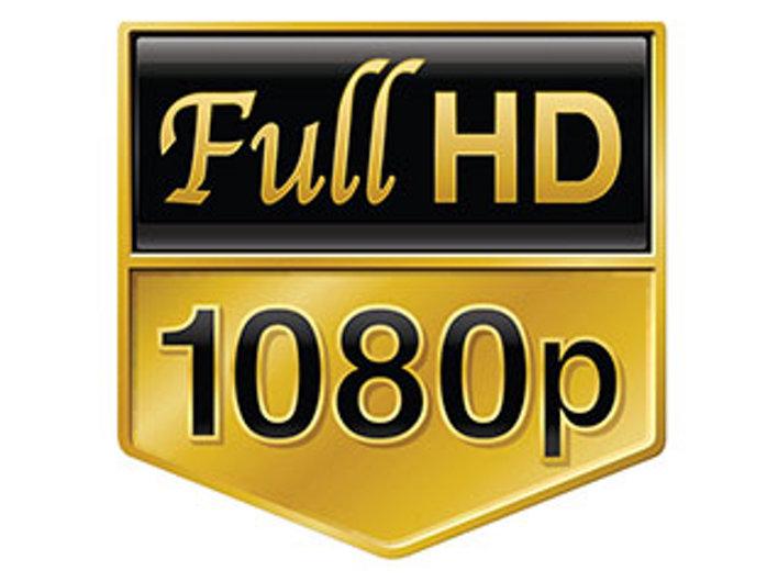 Full HD 1080p