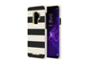 Thumbnail image of Kate Spade Wrap Inlay Case for Galaxy S9+, Black-White