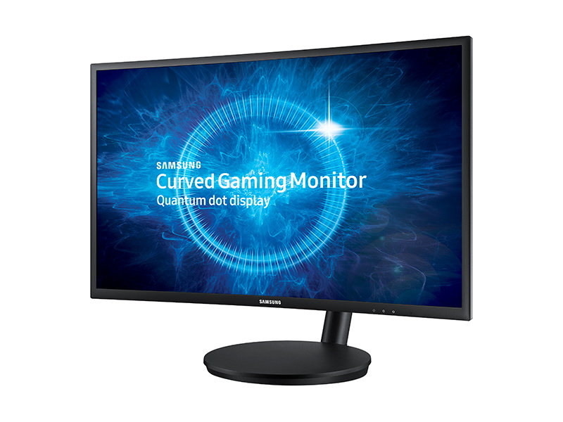 27 Quot Cfg70 Curved Gaming Monitor