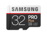 Thumbnail image of MicroSDHC PRO Plus Memory Card w/ Adapter 32GB (2017 Model)